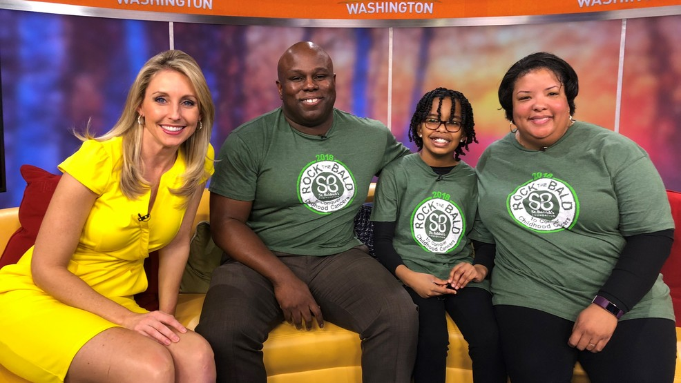 Local Girl with Rare Brain Tumor Chosen as St. Baldrick's Ambassador
