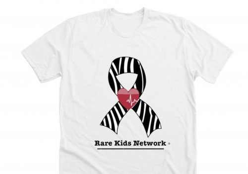 Launching our Rare Kids on the Town T-Shirt Campaign