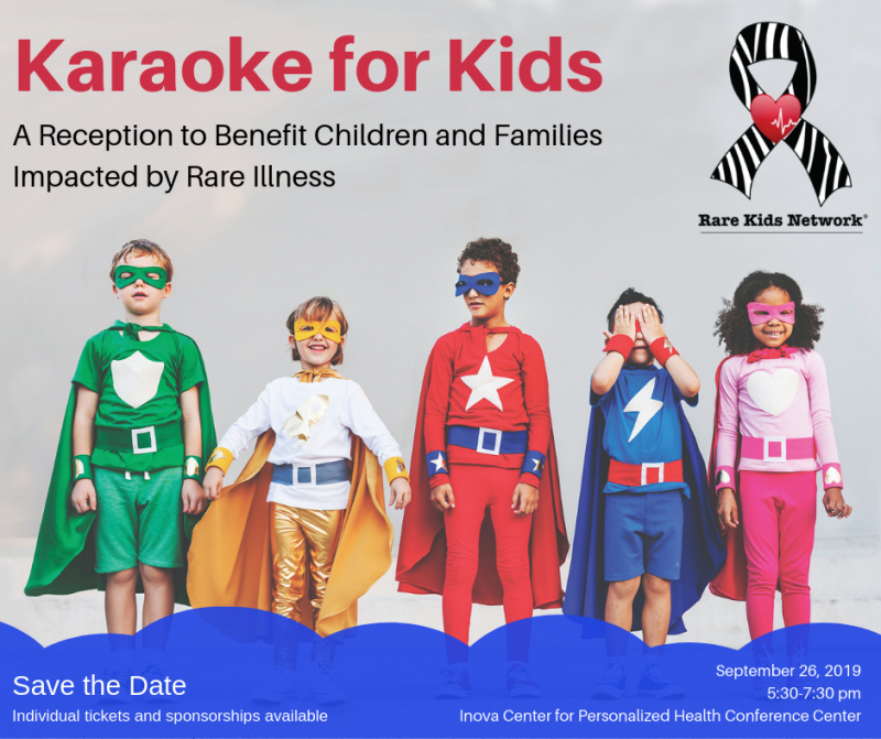 Karaoke For Kids Registration Is Open! – Rare Kids Network